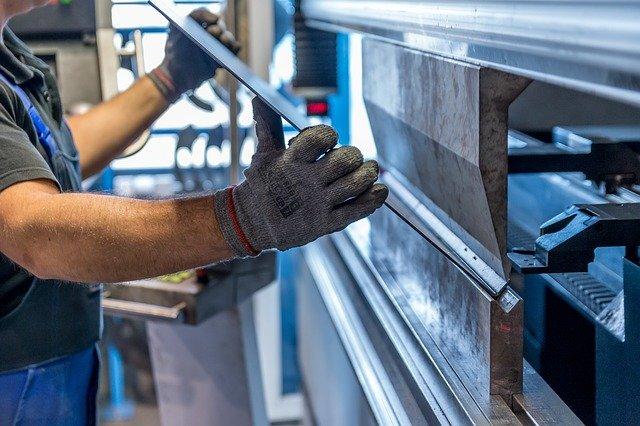 Maszyny do obróbki metalu